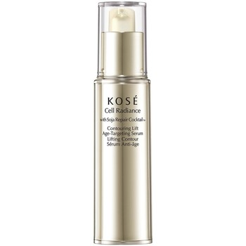 Belleza Mujer Hidratantes & nutritivos Kose CELL RADIANCE  WITH SOJA REPAIR COCKTAIL TM  CONTOURIN Multicolor
