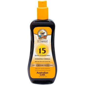 Belleza Protección solar Australian Gold SPF15 CARROT SPRAY OIL 237ML VAPO Multicolor