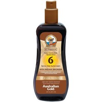 Belleza Protección solar Australian Gold SPF6 WITH INSTANT BRONZER SPRAY GEL 237ML VA Multicolor