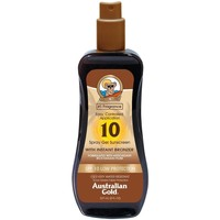 Belleza Protección solar Australian Gold SPF10 WITH INSTANT BRONZER SPRAY GEL 237ML V Multicolor