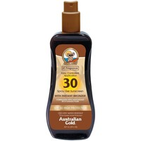 Belleza Protección solar Australian Gold SPF30 WITH INSTANT BRONZER SPRAY GEL 237ML V Multicolor