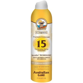 Belleza Protección solar Australian Gold PREMIUM COVERAGE SPF15 CONTINUOUS SPRAY 177M Multicolor