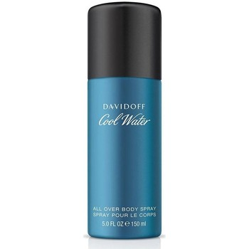 Belleza Hombre Desodorantes Davidoff COOL WATER ALL OVER BODY SPRAY 150ML VAPO Multicolor