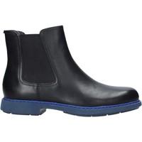 Zapatos Hombre Botas de caña baja Camper K300170-008 Negro