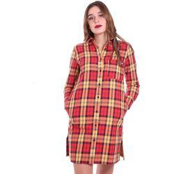 textil Mujer Camisas Dickies DK0A4X6GFR01 Rojo