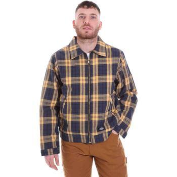 textil Hombre cazadoras Dickies DK0A4X6QAF01 Azul