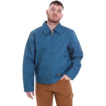 textil Hombre cazadoras Dickies DK00TJ15CBL1 Azul