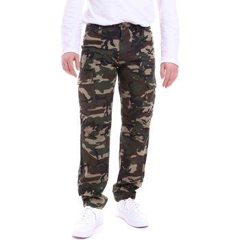 textil Hombre Pantalones Dickies DK121121CF01 Verde