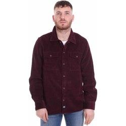 textil Hombre Camisas manga larga Dickies DK0A4X5WMR01 Rojo
