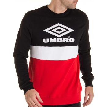 textil Hombre Sudaderas Umbro  Rojo