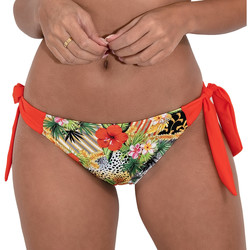 textil Mujer Bañador por piezas LPB Woman 025BAS / HAWAI Naranja