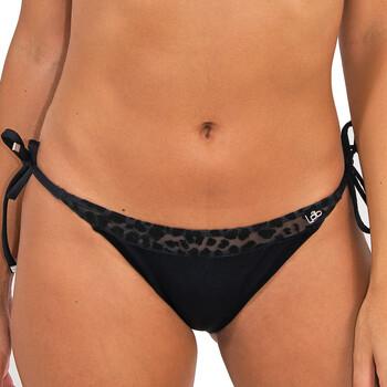textil Mujer Bañador por piezas LPB Woman 004BAS / JANE Negro