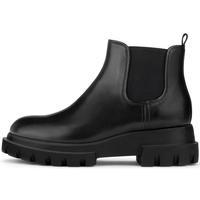 Zapatos Mujer Botines Attilio Giusti Leombruni Botas bajas Alaska-Sole Black