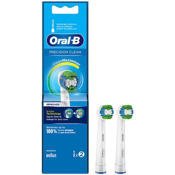 Belleza Tratamiento facial Oral-B Precision Clean Cabezales  2 uds