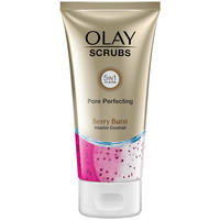 Belleza Mujer Mascarillas & exfoliantes Olay Scrubs Pore Perfecting Berry Burst  150 ml