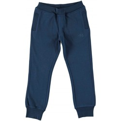 textil Niño Pantalones de chándal Ido 4U186 Azul