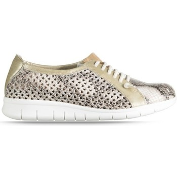 Zapatos Mujer Derbie Rks 643344 Mujer Gris Gris
