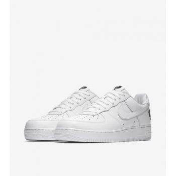 Zapatos Zapatillas bajas Nike Air Force 1 x Roc A Fella White