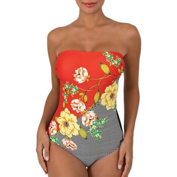 textil Mujer Bañador Sun Playa 830/VIP Naranja