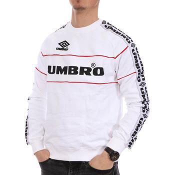 textil Hombre Sudaderas Umbro  Blanco