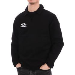 textil Hombre Chaquetas de deporte Umbro  Negro