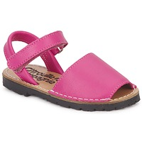 Zapatos Niña Sandalias Citrouille et Compagnie BERLA Fucsia