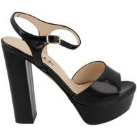 Zapatos Mujer Sandalias L'amour 920 NERA Negro