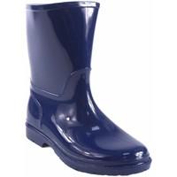 Zapatos Niño Botas de agua Kelara Bota de agua niño  k01117 azul Azul