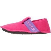 Zapatos Niños Pantuflas Crocs 205349 Fuxia