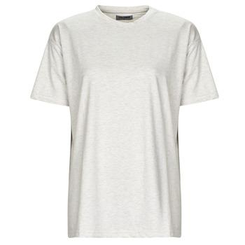 textil Mujer Camisetas manga corta Yurban OKIME Gris