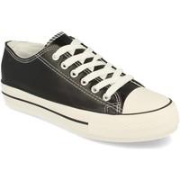 Zapatos Mujer Zapatillas bajas Shoes&blues 5153 Negro