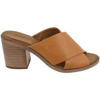 Zapatos Mujer Sandalias Inuovo 142006 TABACCO Beige