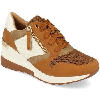 Zapatos Mujer Zapatillas bajas Ainy 9590 Camel