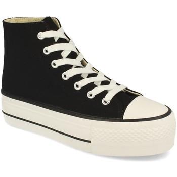 Zapatos Mujer Zapatillas altas Tony.p ABX012 Negro