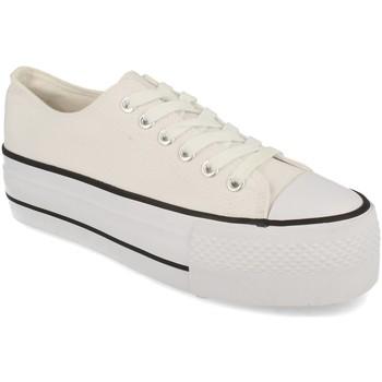 Zapatos Mujer Zapatillas bajas Tony.p ABX026 Blanco
