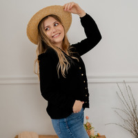 textil Mujer Tops / Blusas Céleste ZEPHYR Negro