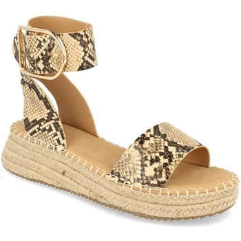 Zapatos Mujer Sandalias Buonarotti 1EC-0138 Serpiente