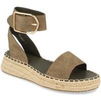 Zapatos Mujer Sandalias Buonarotti 1EC-0138 Verde