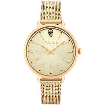 Relojes & Joyas Mujer Relojes analógicos Police PL16035MSG.22MM, Quartz, 36mm, 3ATM Oro