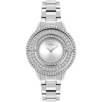 Relojes & Joyas Mujer Relojes analógicos Police PL16037BS.04M, Quartz, 36mm, 3ATM Plata