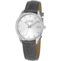 Relojes & Joyas Mujer Reloj Jacques Lemans LP-133J, Quartz, 35mm, 10ATM Plata
