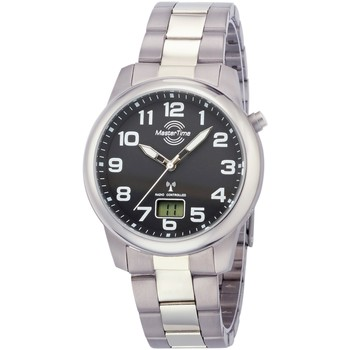 Relojes & Joyas Hombre Relojes analógicos Master Time MTGT-10651-50M, Quartz, 41mm, 3ATM Plata