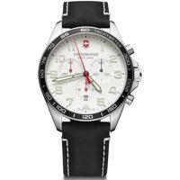 Relojes & Joyas Hombre Relojes analógicos Victorinox 241853, Quartz, 42mm, 10ATM Plata