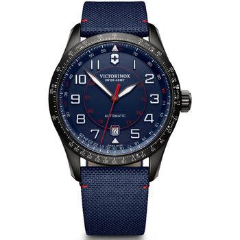 Relojes & Joyas Hombre Relojes analógicos Victorinox 241820, Automatic, 42mm, 10ATM Negro