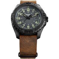 Relojes & Joyas Hombre Relojes analógicos Traser H3 109036, Quartz, 44mm, 20ATM Negro