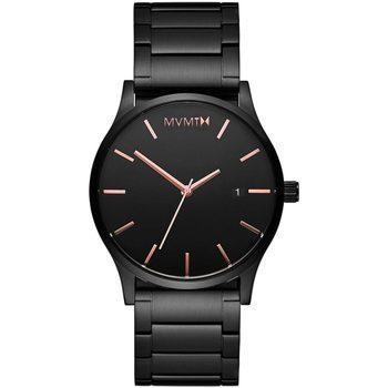 Relojes & Joyas Hombre Relojes analógicos Mvmt MM01-BBRG, Quartz, 45mm, 3ATM Negro