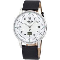 Relojes & Joyas Hombre Relojes analógicos Master Time MTGS-10657-70L, Quartz, 42mm, 5ATM Plata