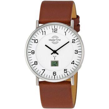 Relojes & Joyas Hombre Relojes analógicos Master Time MTGS-10561-12L, Quartz, 42mm, 5ATM Plata
