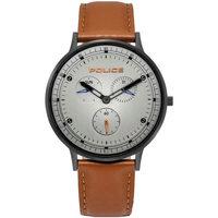 Relojes & Joyas Hombre Relojes analógicos Police PL15968JSB.04, Quartz, 42mm, 3ATM Negro