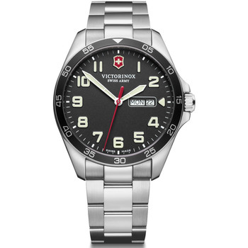 Relojes & Joyas Hombre Relojes analógicos Victorinox 241849, Quartz, 42mm, 10ATM Plata
